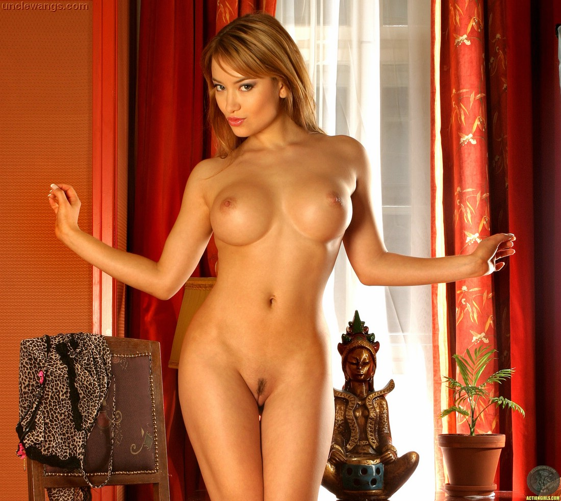 Nude mature angel